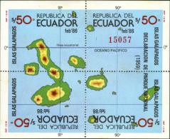 Ref. 31754 * NEW *  - ECUADOR . 1986. GALAPAGOS ISLANDS. ISLAS GALAPAGOS - Ecuador