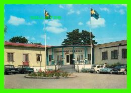 SUÈDE - GOTTSKARS HOTELL & RESTAURANT - ANIMÉE DE VOITURES - ULTRA -  AB H. LINDENHAG - - Suède