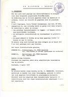 1977 ELSTROM STUDIE - REEKS - Door STERCKX Fr;   WIEME E. - BOUDEWIJN ZEGELS TYPE ELSTROM - Temas