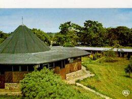 TOGO Monastere De Dzogbegan Kpalime Eglise Et Habitation Des Moines - Togo