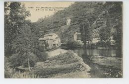 VILLEFRANCHE DE ROUERGUE - Le Moulin Des Sept Meules - Villefranche De Rouergue