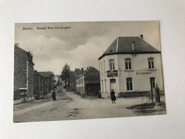 Bertrix   Grand'Rue Vers La Gare - Bertrix