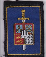 Écusson Tissu Militaire Ou Autre  (Format Largeur 6 Hauteur 8) - Ecussons Tissu