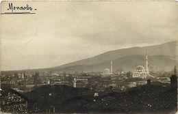 Pays Div- Ref L434- Macedoine - Carte Photo - Photo Postcard - Guerre 1914-18 - Monastir  - Carte Bon Etat - - Macedonia