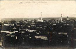 Pays Div- Ref L433- Macedoine - Carte Photo - Photo Postcard - Guerre 1914-18 - Monastir  - - Macedonia