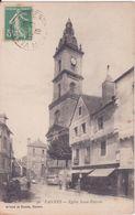 CPA - 76. VANNES - Eglise St Paterne - Vannes