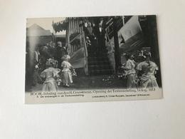 Boom   Inhaling Van Den H Gouverneur - Opening Der Tentoonstelling 14 Aug 1913 N° 5 De Ontvangst - Boom