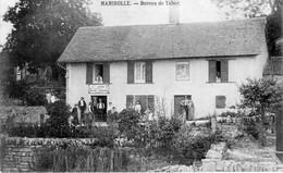 CPA De MAMIROLLE (Doubs) - Bureau De Tabac E. SAGE, Cordonnier - Edition Leroux. Circulée En 1904. TB état. 2 Scan - Altri Comuni