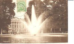 Bruxelles - CPA - Brussel - Parc Et Le Parlement - Bossen, Parken, Tuinen