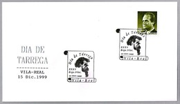 DIA DE TARREGA - TARREGA DAY. Vila-Real, Castellon, 1999 - Musik