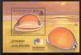 Solomon Islands 2002 Cowrie Shells MS, MNH, SG 1033 (B) - Solomon Islands (1978-...)
