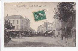 CPA 47 MARMANDE Grande Rue Puyguerand - Marmande