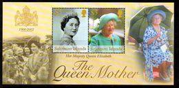 Solomon Islands 2002 Queen Mother Commemoration MS, MNH, SG 1036 (B) - Solomon Islands (1978-...)