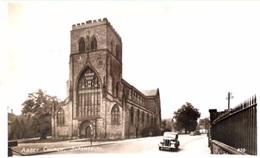 &  Shrewsbury - Abbey Church - Shropshire