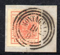 ASI4b - LOMBARDO VENETO , Il 15 Cent  Usato. - Lombardo-Veneto