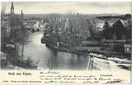 Gruss Aus Eupen Unterstadt - Eupen