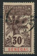 Sénégal (1906) N 38 (o) - Oblitérés