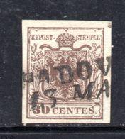 ASI5a - LOMBARDO VENETO , Il 30 Cent  Usato. - Lombardo-Veneto