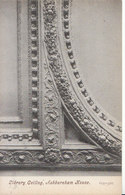 London Postcard - Library Ceiling - Ashburnham House - Westminster - Ref ND716 - London