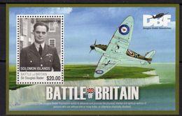 Solomon Islands 2010 70th Anniversary Of Battle Of Britain MS, MNH, SG 1280 (B) - Solomon Islands (1978-...)