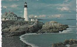 Maine Portland The Portland Head Lighthouse 1976 - Portland