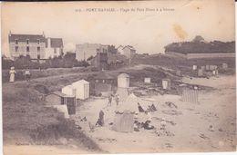 CPA - 217. PORT NAVALO - Plage De Port Blanc à 4 Heures - France