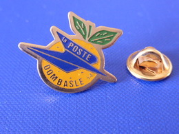 Pin's La Poste PTT - Dombasle 54 - Pêche - France Télécom (QC58) - Mail Services