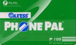 TARJETA TELEFONICA DE FILIPINAS (PREPAGO) (002). - Philippines