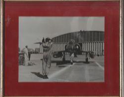 Florennes - Base Aérienne 2e Wing - Photo Originale Encadrée - 1972 - 1 ( Voir Verso ) - Aviation