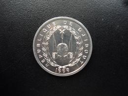 DJIBOUTI : 1 FRANC  1999 *   KM 20   Non Circulé - Djibouti