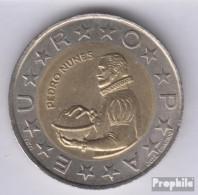 Portugal KM-Nr. : 645 1997 Stgl./unzirkuliert Bimetall Stgl./unzirkuliert 1997 100 Escudos Pedro Nunes - Portugal
