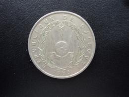 DJIBOUTI : 50 FRANCS 1986   KM 25   SUP - Djibouti