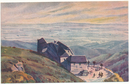 HANSI, J.J.WALTZ - Vues Des Vosges, Ballon De Guebwiller - Hansi