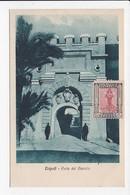 CPA LIBYE TRIPOLI Porta Del Castello - Libya