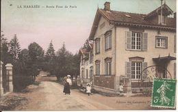 LA HARAZEE ROUTE FOUR DE PARIS - France