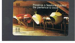 BRASILE ( BRAZIL) - TELPE  - 1999  PUBLIC PHONES               - USED - RIF.10477 - Brasile
