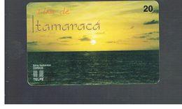 BRASILE ( BRAZIL) - TELPE  - 1999  ITAMARACA ISLAND            - USED - RIF.10477 - Brasile