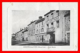 CPA (46) MONISTROL-sur-LOIRE.  Hôtel Masson...B807 - Monistrol Sur Loire