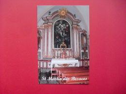 Saint Martin Des Besaces  -  Intérieur De L'Eglise - Andere Gemeenten