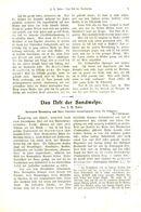Vom Zucker/ Artikel, Entnommen Aus Kalender /1909 - Livres, BD, Revues