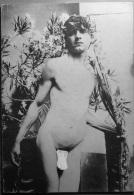 SERIE NUS MASCULINS JEUNE HOMME NU - Männer < 1945