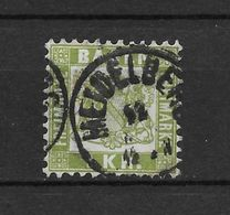 LOTE 1692  ///  (C030) ALEMANIA BADEN  YVERT Nº: 23  CATALOG./COTE: 9€ - Baden