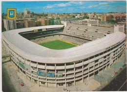 ESPAGNE,SPAIN,ESPANA,MADRID,stade De Football Santiago Bernabeu,stadium,estadio, Propriété Du Real Madrid,rare - Madrid