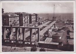 CARD GENOVA  VILLAGGIO BALNEARE 1940 -FG-VSF-2-0882-27990 - Genova (Genoa)