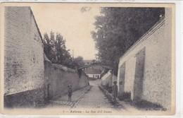 Yonne - Artres - La Rue D'el Dame - Autres Communes