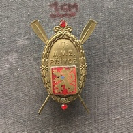 Badge (Pin) ZN006738 - Rowing / Kayak / Canoe Czechoslovakia Privoz V. MVZ 1925 - Rowing