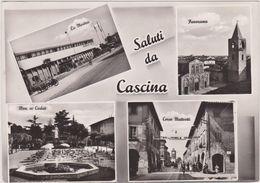 Italie,italia,toscane,toscana,PISA,saluti Da Cascina,la Mostra,église,caduti,cors O Matteotti - Pisa