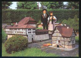*Swissminiatur Melide-Lugano* Ed. K. Engelberger Nº 9518. Escrita. - Otros