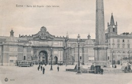 T.800.  ROMA - Porta Del Popolo... - Tram - Ediz. Brunner - Unclassified