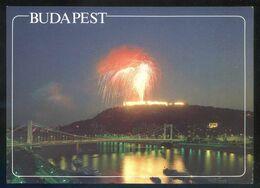 Hungría. Budapest. *Fireworks* Foto: Filep István. Nueva. - Otros